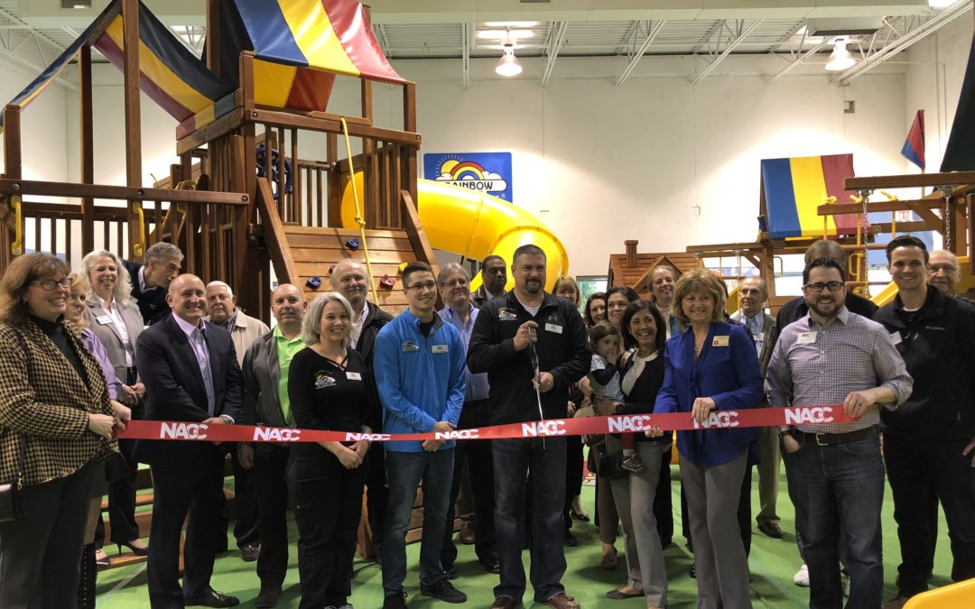 Welcome Rainbow Play Systems