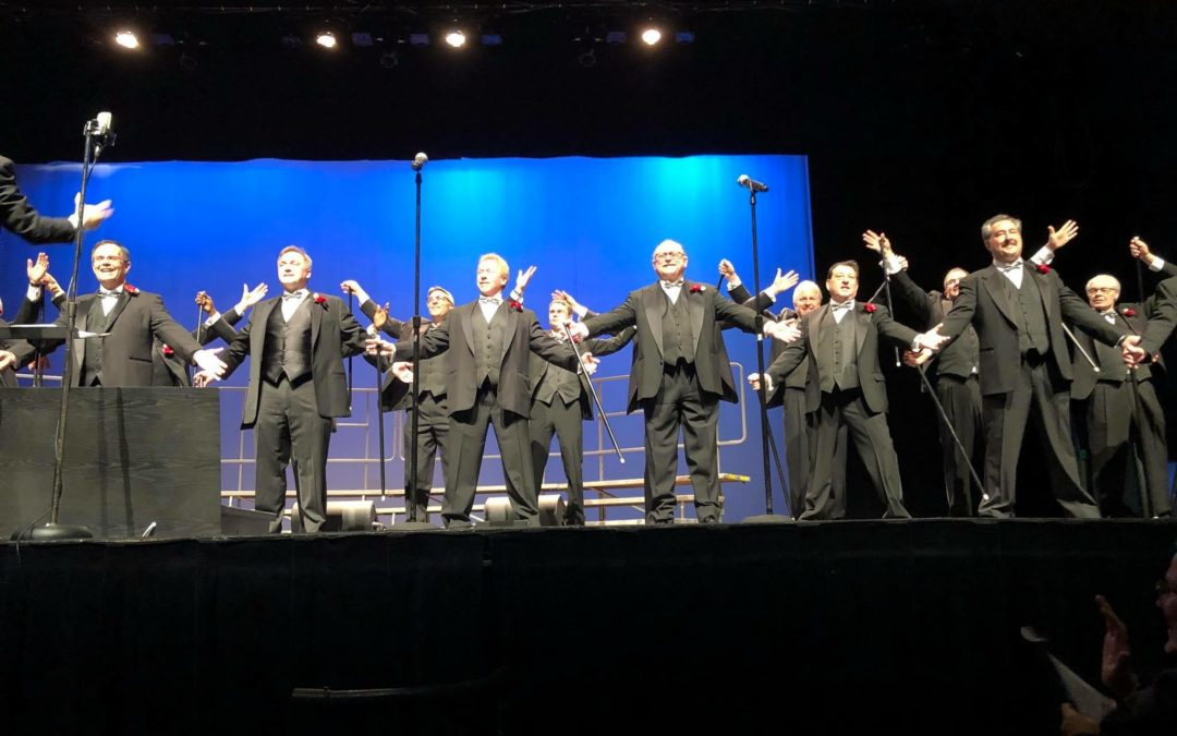 Naperville Men's Glee Club 30th Anniversary