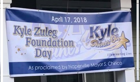 April Organ Donor Month and Kyle Zuleg Foundation Day
