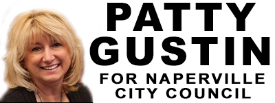 Re-elect Patty Gustin for Naperville City Council